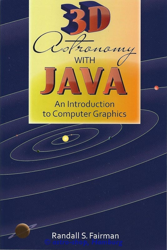 3D Astronomy with JAVA