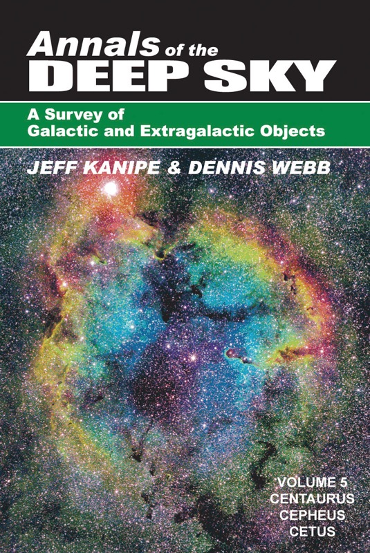 Annals of the Deep Sky Volume 5