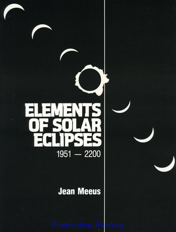 Elements of Solar Eclipses 1951-2200