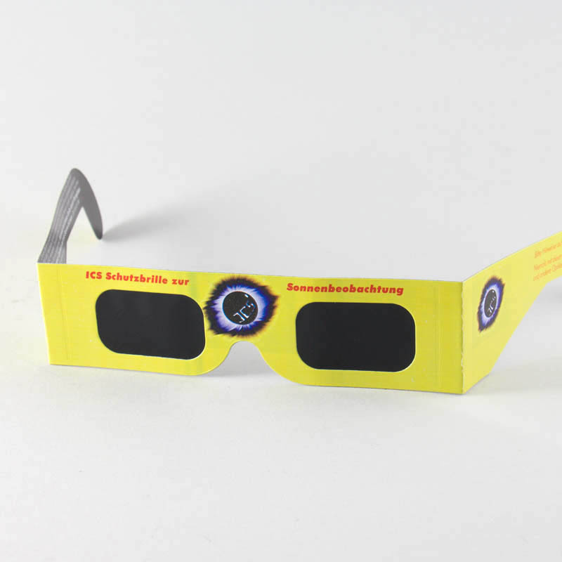 ICS Sonnenfinsternis Brille