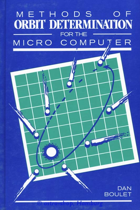 Methods of Orbit Determination for the Micro Computer