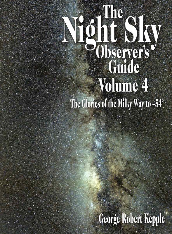 The Night Sky Observer's Guide Band 4