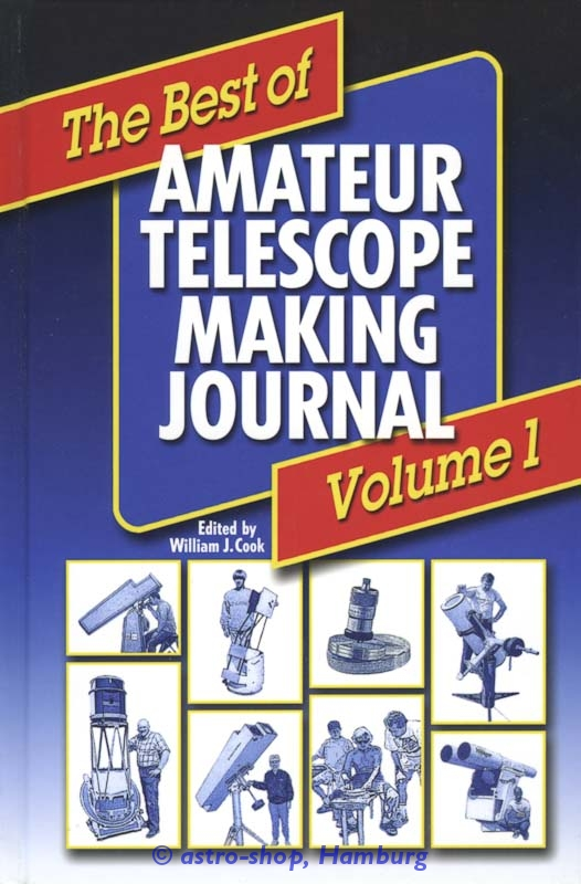 The Best of Amateur Telescope Making Journal
