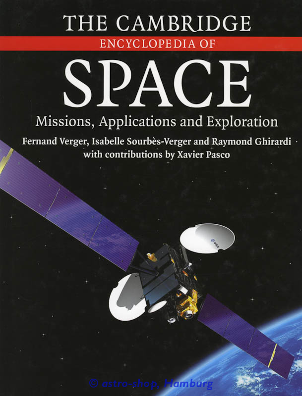 The Cambridge Encyclopedia of Space