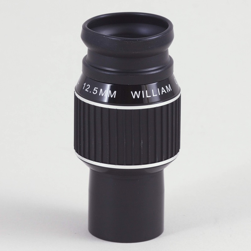 "William Optics Planetenokular 12,5mm 55° (1,25"")"